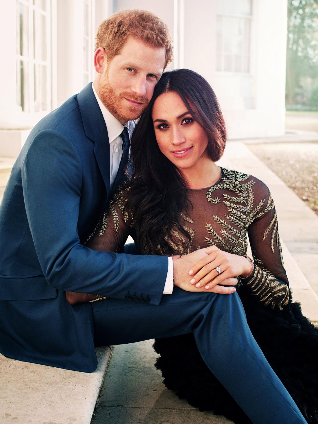 Harry in Meghan tudi v filmu