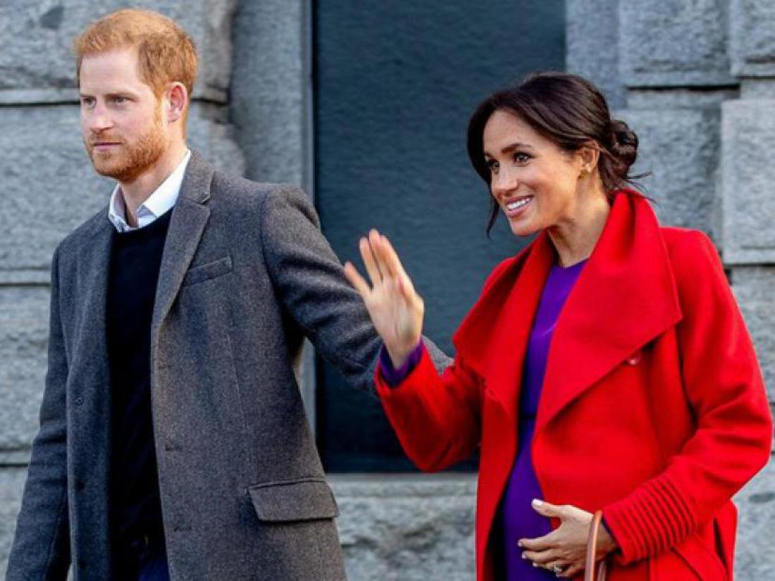 Meghan in Harry se selita marca