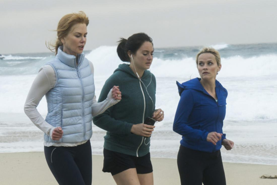 Reese s soigralkama v seriji Big Little Lies