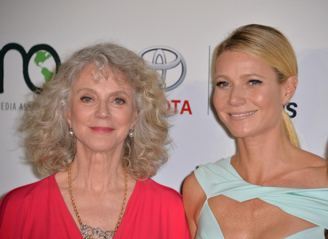 Mama in hči, obe igralki: Blythe Danner in Gwyneth Paltrow. Foto: Featureflash Photo Agency/Shutterstock