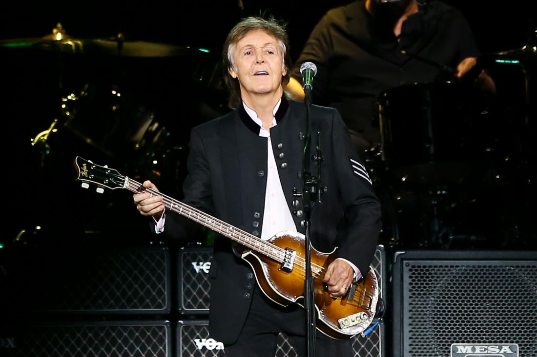 Paul McCartney (Foto: Shutterstock)