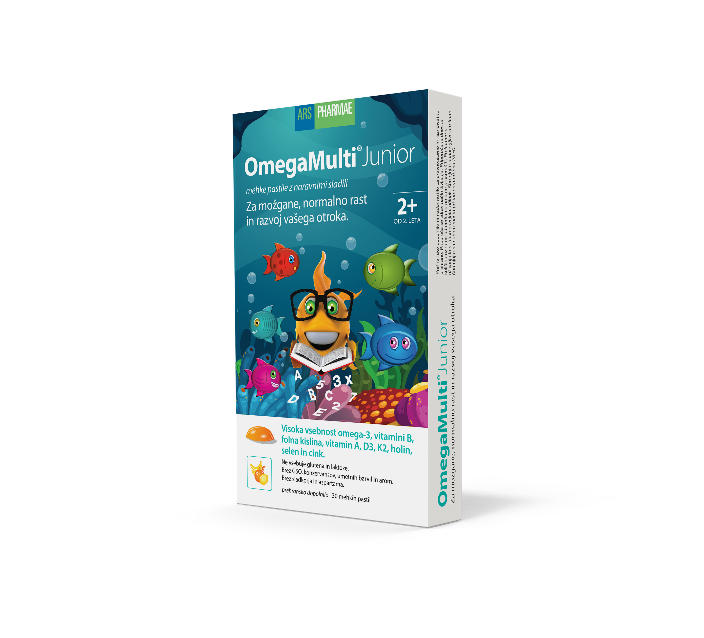 OmegaMulti® Junior
